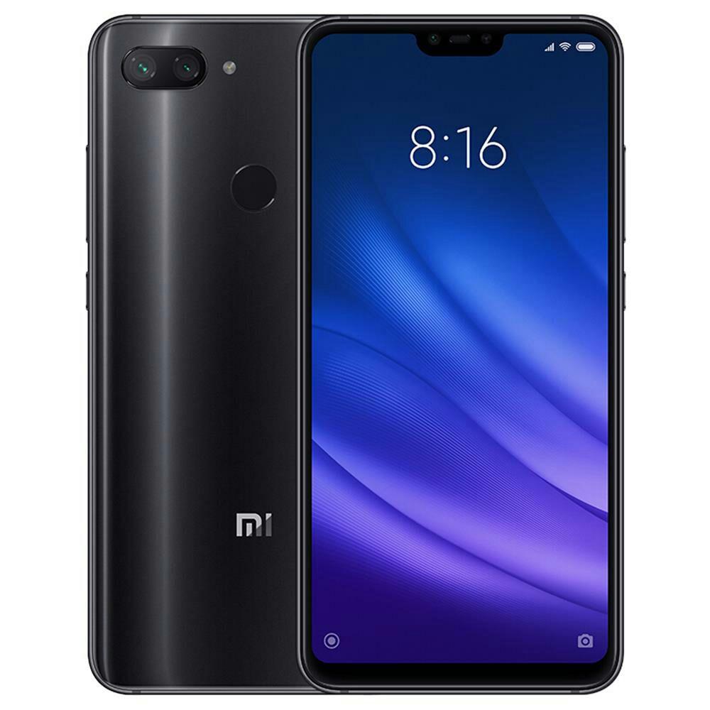 Xiaomi Mi 8 Lite 4/64 GB Midnight Black + 2717 Superpunkte