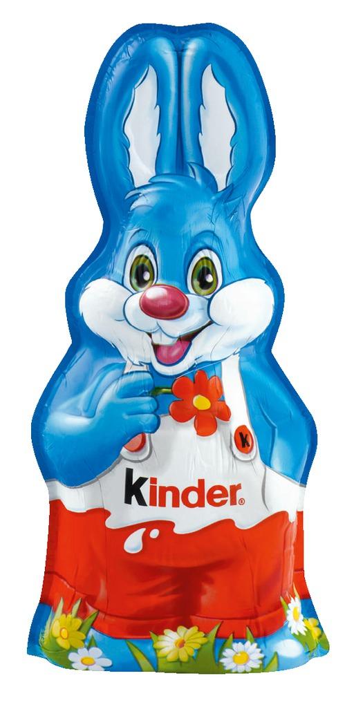 LIDL / Kaufland - Osterzeit - LIDL -Kinder Schokolade Hase / Kaufland der  75 g Harry Hasen  für 1,79