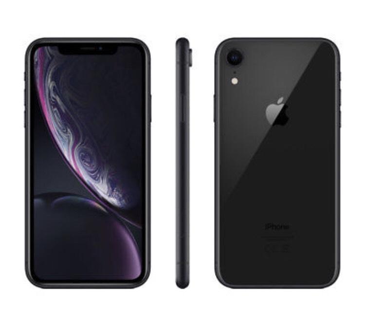 EBay das iPhone XR 128gb in blau oder schwarz