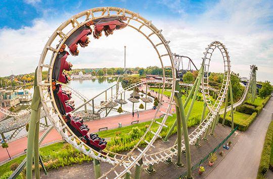 Heide Park Soltau: Übernachtung im Abenteuerhotel + Ticket zum Park 59€ p.P. (bei 4 Personen)