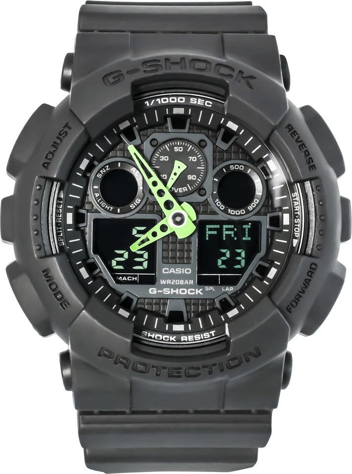 [Amazon.fr] Casio G-Shock Uhr GA-100C-1A3ER