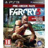 Far Cry 3: The Lost Expeditions Edition (PS3/XBOX360) + Bravesoul Hoodie für 43,59 Euro bei TheHut