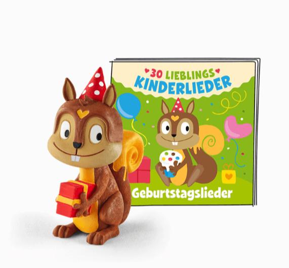 2 Tonie Figuren im Angebot versandkostenfrei und mit [Saturn Card Rabatt] 30 Kinderlieder + Peter Pan je für 11,04€
