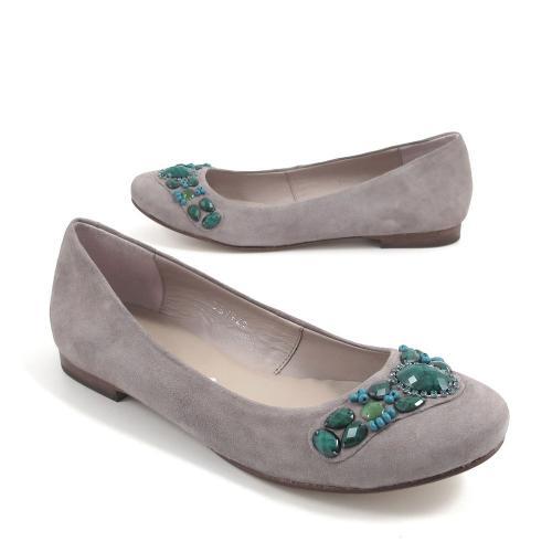 Brun Premi Ballerina -70% für 29,95 statt 99,90 beim Schuhe Shop schuh-wetsch.de