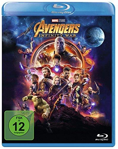 [AMAZON] [PRIME] Avengers - Infinity War Blu-Ray