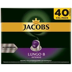 An alle Kaffeeholiker! Ab Donnerstag 21.03.19 bei Lidl XXL Packung Jacobs Alukapseln versch. Sorten im 40er Pack, Nespresso kompatibel!