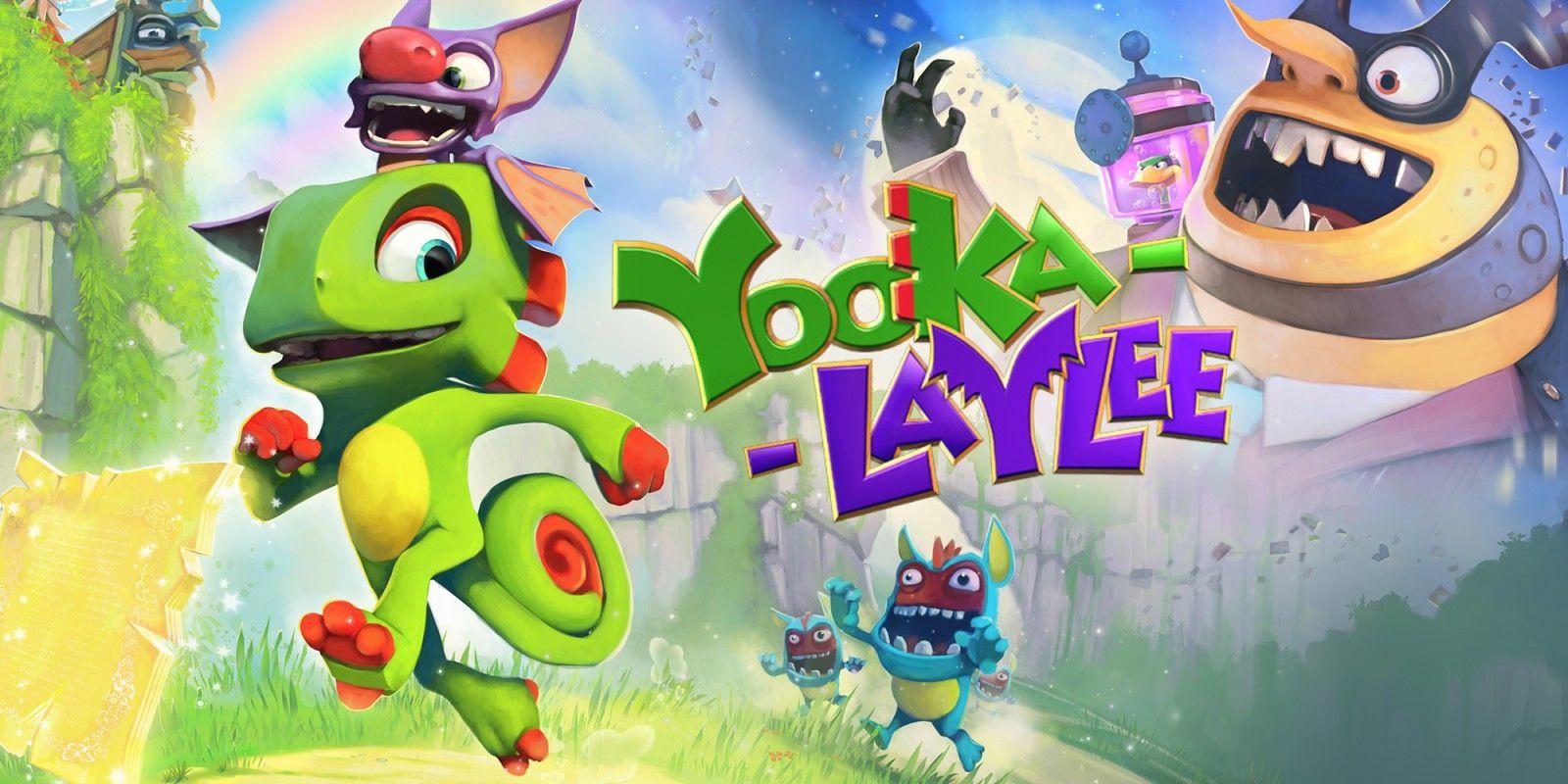 Yooka-Laylee [Nintendo Switch]