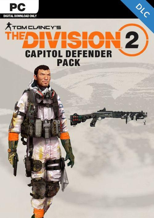 [cdkeys] The Division 2 Capitol Defender Pack DLC key (Uplay)
