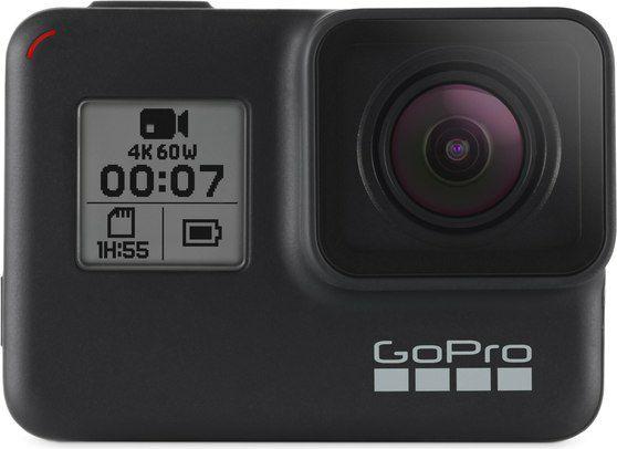 [Schweiz] GoProHero 7 Black (12MP, 60p, Schwarz)