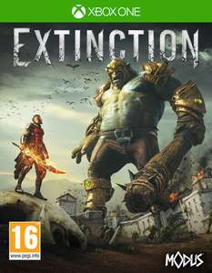Extinction (Xbox One) für 11,56€ (ShopTo)