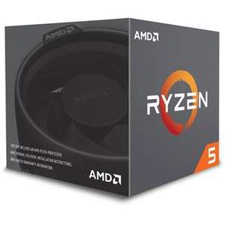 AMD Ryzen 5 2600 6x 3.40GHz So.AM4 BOX inkl. The Division 2  im Mindstar