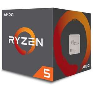 AMD Ryzen 5 2600 6x 3.40GHz So.AM4 BOX inkl. The Division 2  im Mindstar