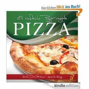 [kindle] 27 einfache Pizza-rezepte (Pasta und Pizza)
