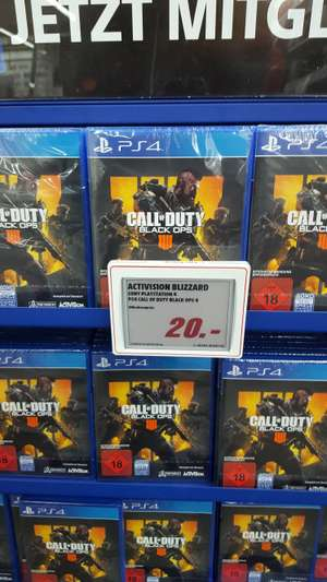 Call of Duty Black Ops 4 (lokal Media Markt Bremerhaven)