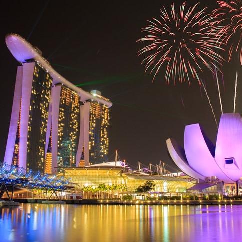 Flüge nach Singapur, Shanghai, Bangkok, Hongkong und Peking mit Lufthansa und SkyTeam ab 317€ von Straßburg (Mai - Dezember)
