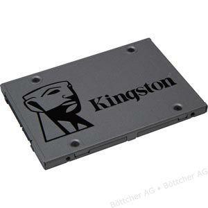 Kingston Festplatte SSDNow UV500 SUV500/240G, 2,5 Zoll, intern, SATA III, 240GB SSD