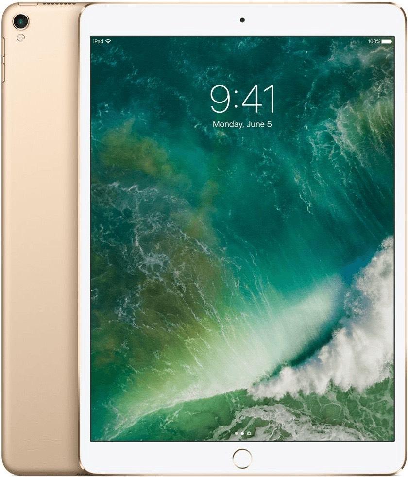 [Amazon] Apple iPad Pro (10,5 Zoll, Wi‑Fi, 512 GB) Gold