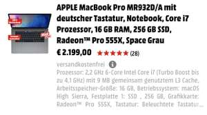 APPLE MacBook Pro MR932D/A