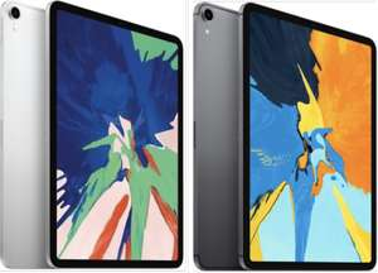 Apple iPad Pro 11 WiFi silber 64GB für 699€ oder 256GB spacegrau o. silber für 859€ inkl. Versandkosten - 12.9 Zoll WiFi 64GB für 909€