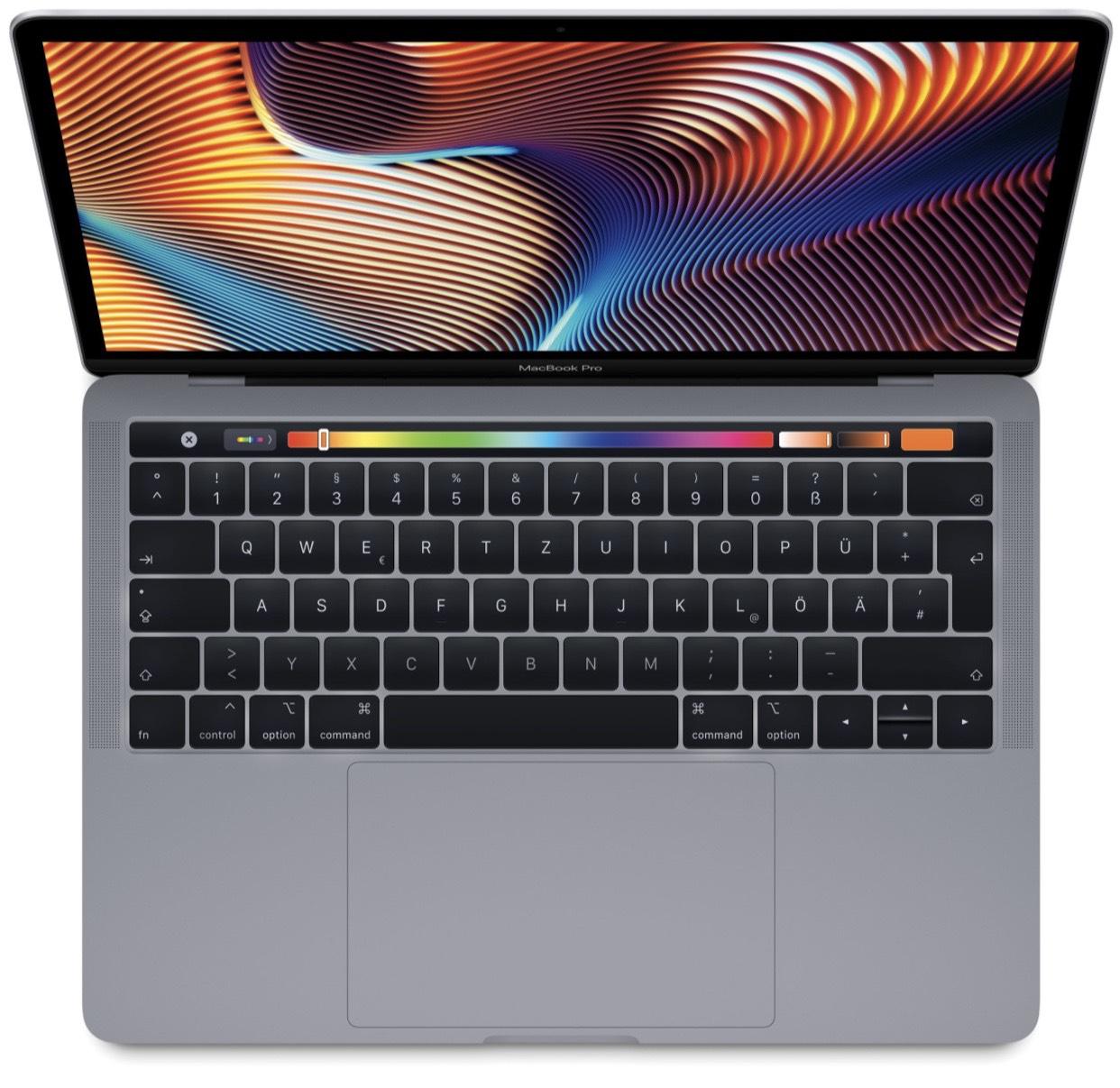 Apple MacBook Pro mit Touchbar zum bisherigen Bestpreis in D