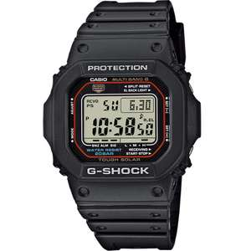 Casio G-Shock Herren-Armbanduhr GW-M5610-1ER Funk, Solar & 20bar