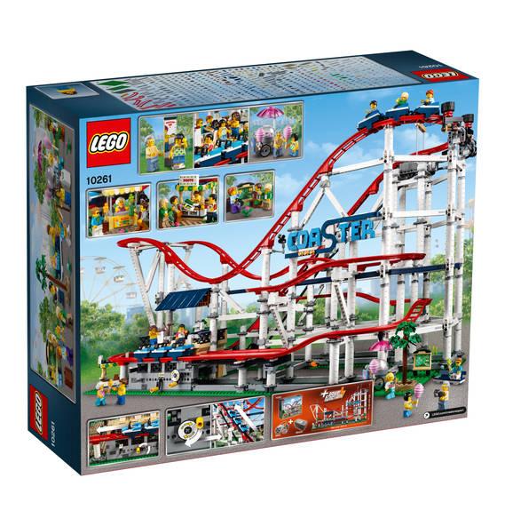LEGO, Creator, Achterbahn 10261