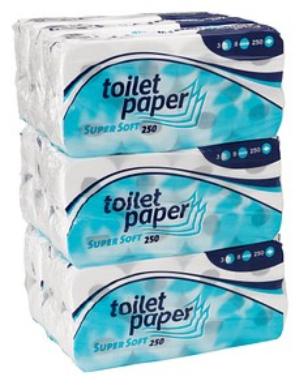 """wepa Toilettenpapier SUPER SOFT 3-lagig"""