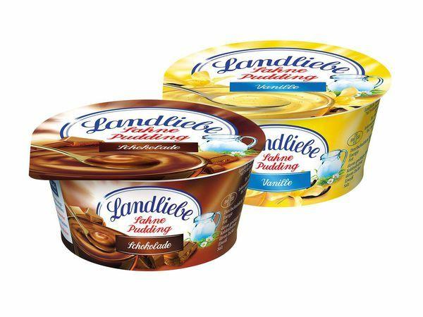 3x Landliebe Dessert (Pudding) verschiedene Sorten im Angebot ++ mit 0,50€ Rabatt (Couponplatz)
