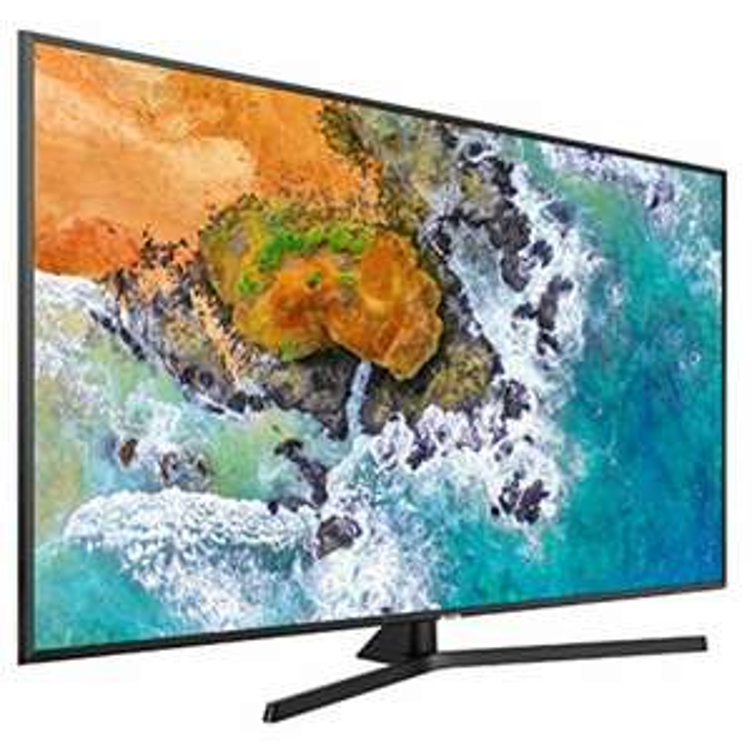 Samsung UE-50NU7400 UHD LED-Fernseher, 4K, WLAN, Smart TV, HDR10+, schwarz