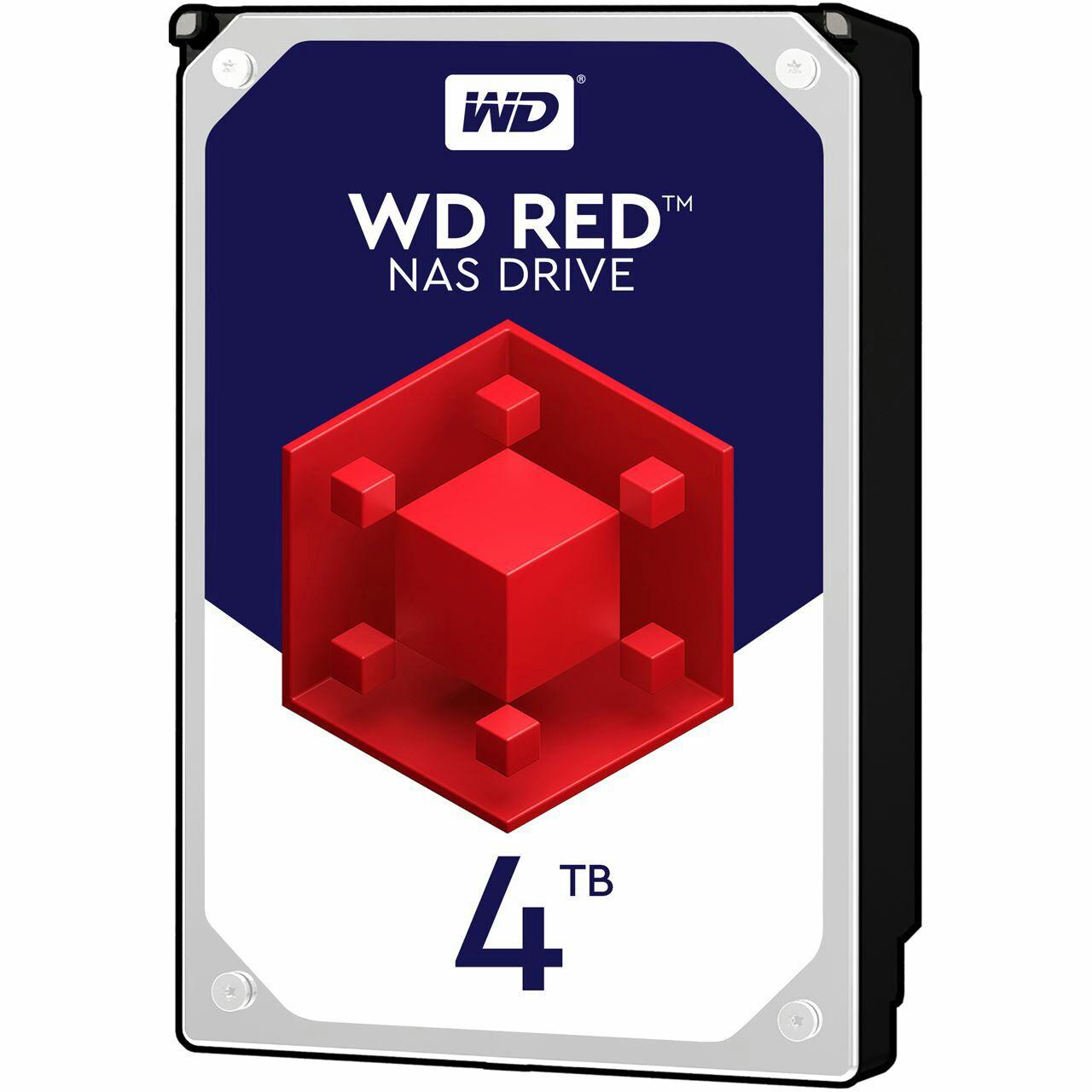 """2 x WD Red 4TB/4000GB NAS HDD 3.5"""" (WD40EFRX) Dealpreis nur Nachts von 0-6 Uhr"""