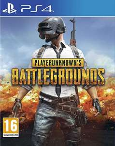 Playerunknown's Battlegrounds (PS4) für 13,97€ (Amazon FR)