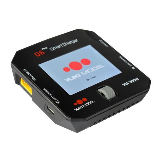Yuki Q6 Plus LiPo Ladegerät, baugleich mit ISDT aus Deutschland für 39,90€