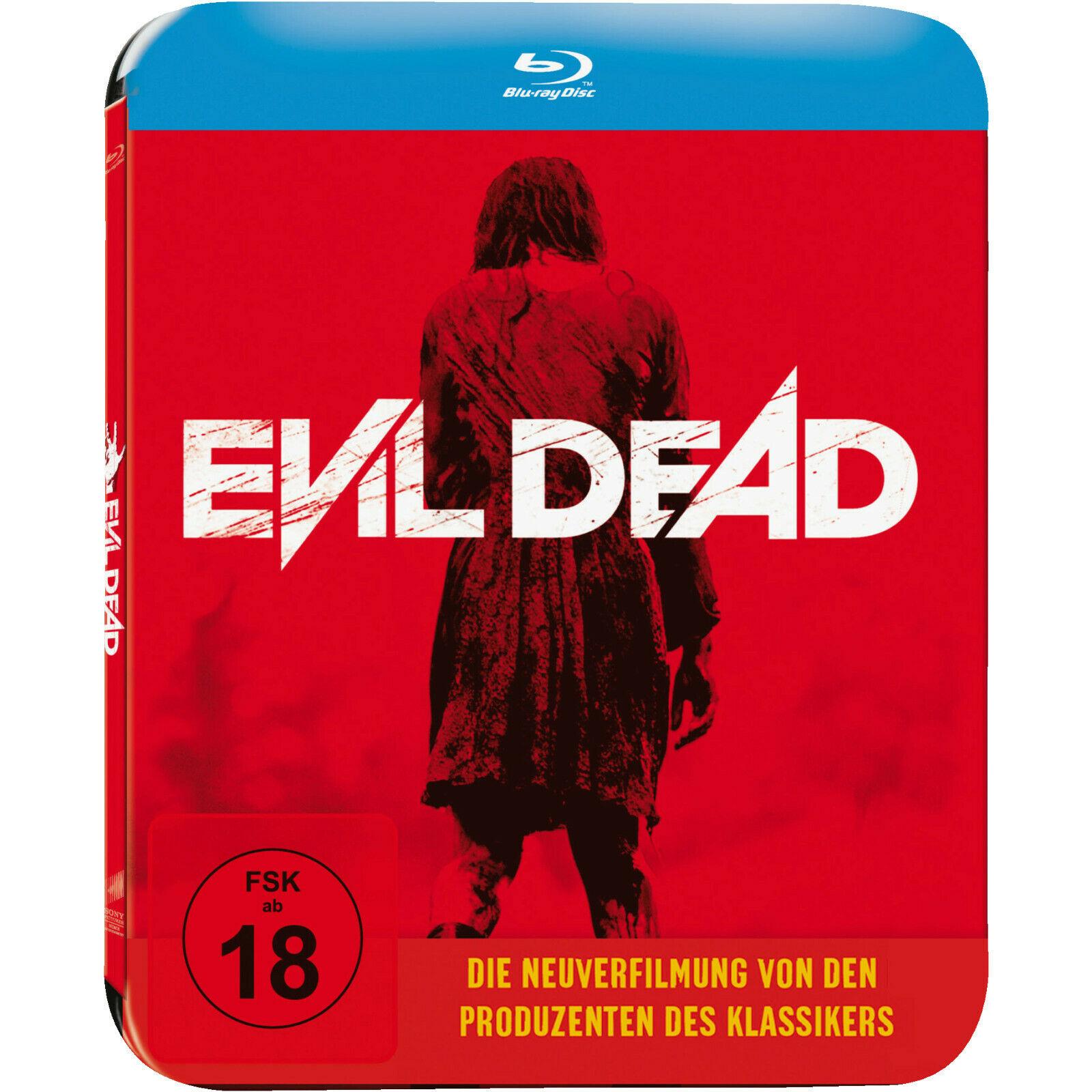 Evil Dead 2-Disc Steelbook (Blu-ray + DVD) für 7,99€ (Amazon & Saturn)