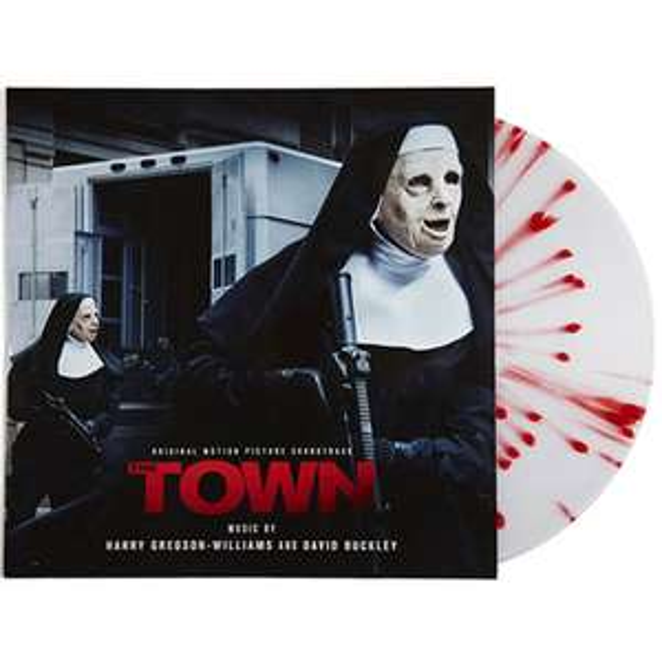 The Town - Soundtrack (Vinyl) für 13,40€ (Zavvi)