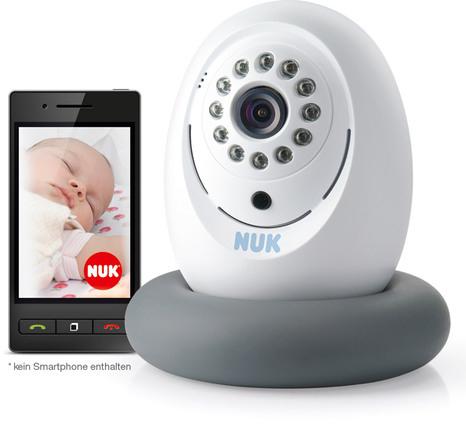 NUK Babyphone Eco Smart Control 300