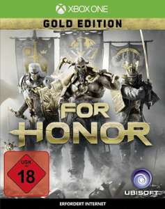 For Honor - Gold Edition (Xbox One) für 12,75€ (Müller)