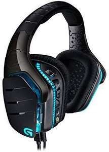 Logitech G633 Artemis Spectrum Pro Wired Gaming-Headset (7.1 Dolby Surround Sound) (Amazon)