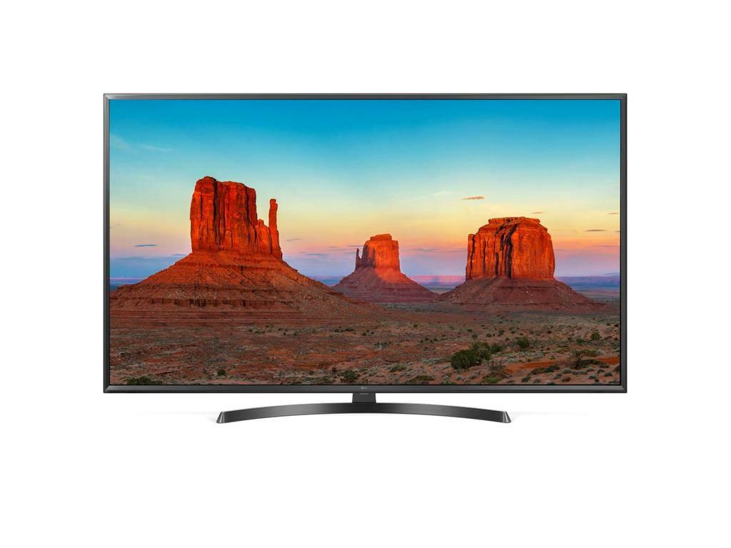 LG 43UK6470PLC, 108 CM (43 ZOLL), UHD 4K, SMART TV, LED TV, TRUE MOTION 100, 1600 PMI