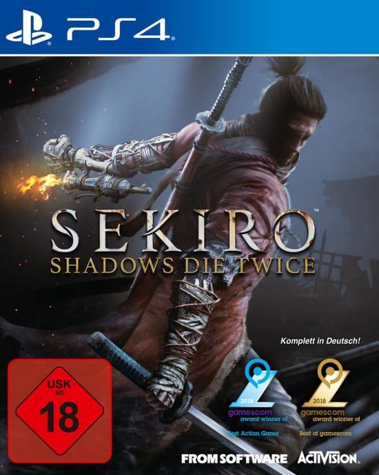 SEKIRO: Shadows Die Twice   PS4/XBOX 9,99er bei Gamestop