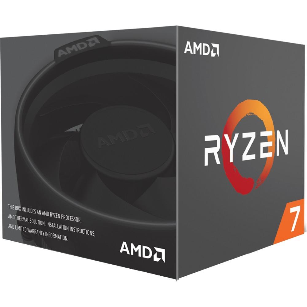 AMD Ryzen 7 2700 (8x 3,2 GHz, max. Turbotakt 4,1 GHz, boxed) + The Divison 2 + 2550 Superpunkte (25,50 Euro) [Rakuten]