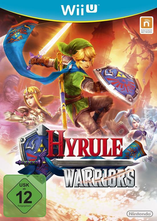 Hyrule Warriors (Wii U) für 13,98€ (GameStop)