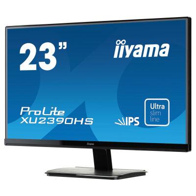 [NBB] Iiyama ProLite XU2390HS-1 - 58 cm (23 Zoll), LED, IPS-Panel, Lautsprecher, HDMI, Slim-Bezel
