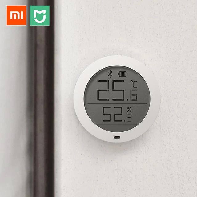 2 * Xiaomi Mijia Bluetooth Hygrothermograph (Einzelpreis 9,20€)