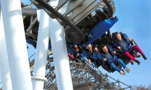 Movie Park Germany (Bottrop), Tageskarte 26 €/ mit Burgermenu 29,90 € (-37%)