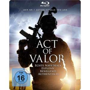 Act of Valor - Steelbook [Blu-ray] im Saturn (beim Ikea) Koblenz