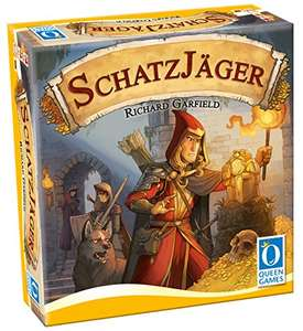 Schatzjäger - Queen Games 10170