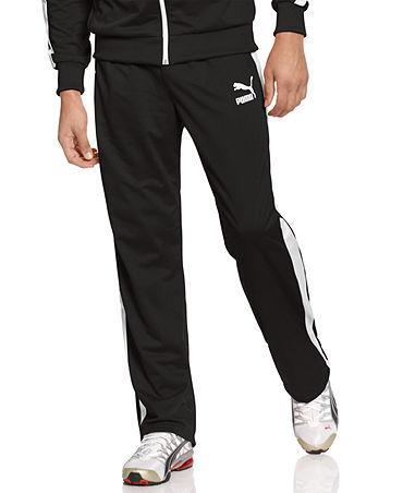 Puma Track Pants T7 Jogginghose schwarz für 19,90 Euro zzgl. Versand im dealclub