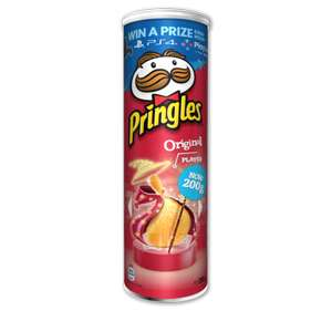 Letzter Tag - Penny - 200g Pringles Dose für 0,89 mit Coupon