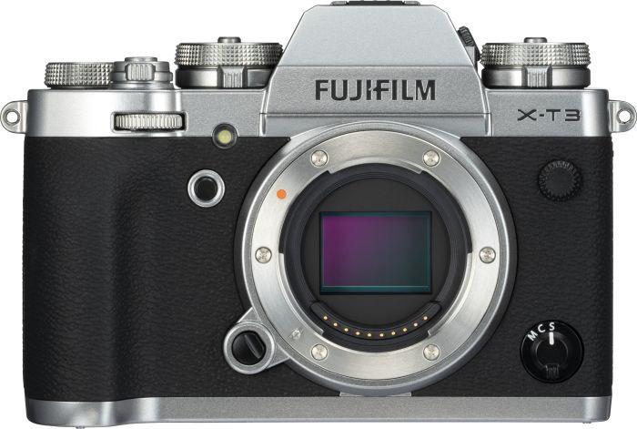 Fujifilm X-T3 Systemkamera silber