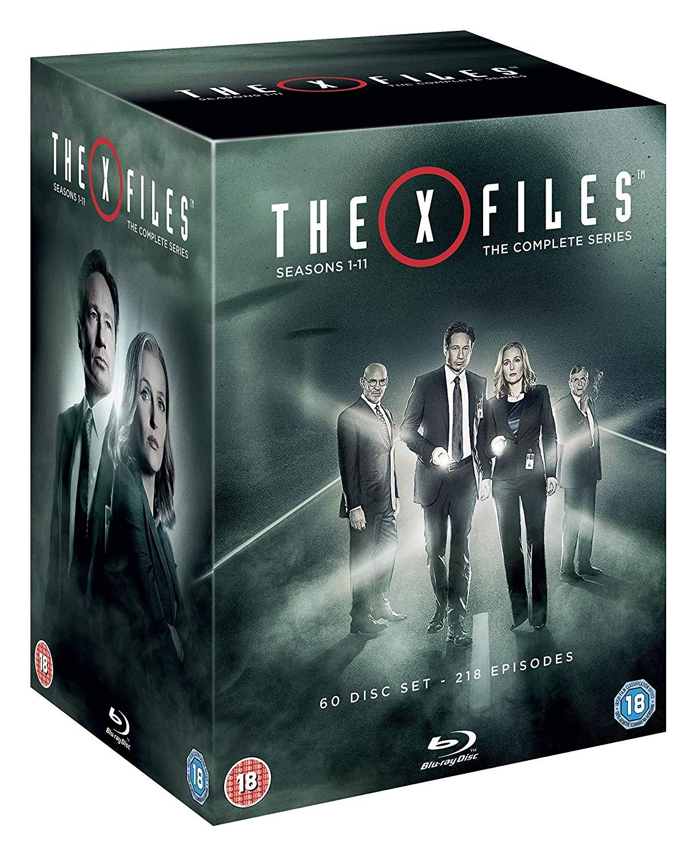 Akte X – Die komplette Serie (Blu-ray) für 55,16€ (Zavvi)
